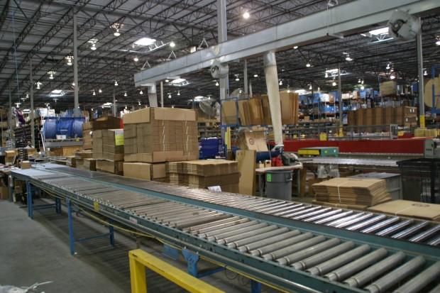 Boxes Warehouse